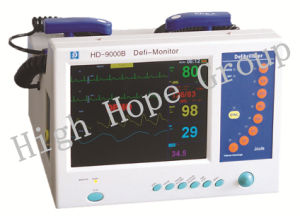 Ce Approved HD-9000b Medical Defi-Monitor pictures & photos