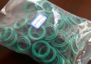 Hydraulic Oil Seal, Un Oil Seal, Uhs Oil Seal with Blue, Green TPU Material pictures & photos