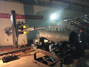 Factory Price High Quality Welding Column Manipulator 2X2 for Pipe Tank Welding pictures & photos