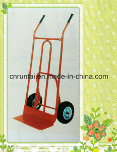 Practical Hand Trolley From China Famous Manufacturer pictures & photos