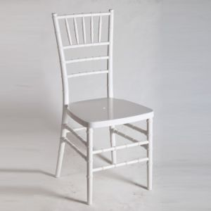 Wooden or Resin Chiavari Wedding Chair pictures & photos