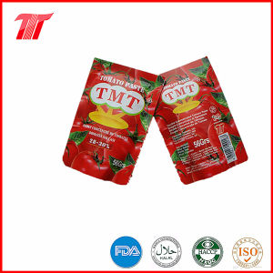 Wholesale Organic Sachet Tomato Paste with Low Price pictures & photos