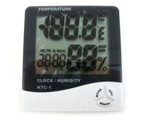 HTC-1 Digital Humidity and Temperature Meter pictures & photos