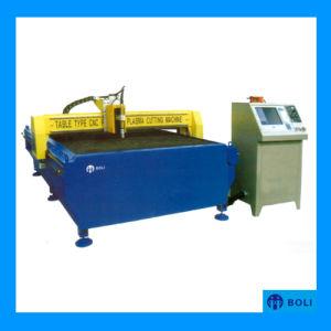 Tpm Series Bench Type High Precision CNC Plasma Cutting Machine pictures & photos