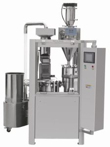 Automatic Capsule Filling Machine with Vacuum Loader (NJP1200C) pictures & photos