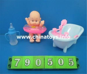 Promotion Gift Novelty Plastic Soft Doll Toys (790505) pictures & photos