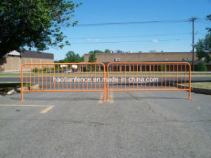 Orange Portable Crowd Control Barricade Panels pictures & photos