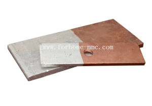 Copper Aluminum Composite Bus Bar pictures & photos