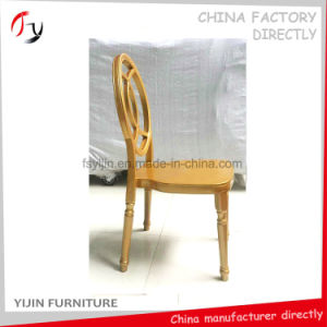 Hotel Banquet Latest Event Golden Aluminum Chair (FC-185) pictures & photos