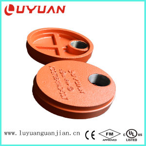Grooved Pipe Fitting for Fire Sprinkler Fighting System with Ce FM UL Approval pictures & photos