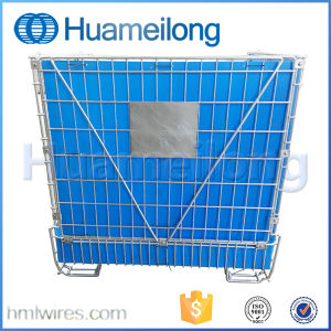Stacking Storage Wire Container for Pet Preform Bottle pictures & photos