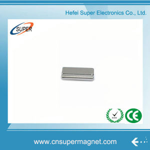 N48 Strong Rare Earth Neodymium Block Magnets pictures & photos