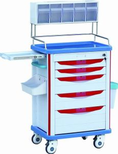 Ci-09117 Hospital Medical ABS Cart /Trolley