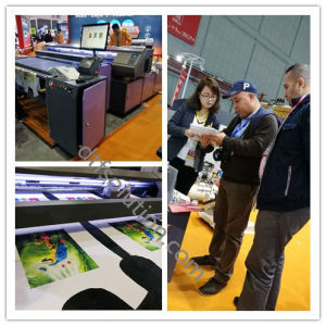 Fd-1638 Textile Roll Printer with Pigment Ink pictures & photos