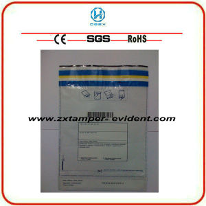 Tamper Evident Security Bags (ZX-12)