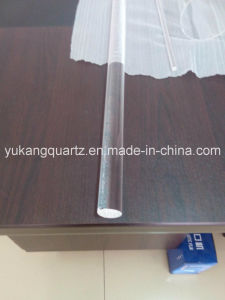 Low Viscosity Point Quartz Rod pictures & photos