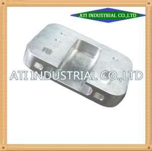 Steel Machine Parts China Machine Part- CNC Custom Aluminum Anode Prototype Model Air pictures & photos