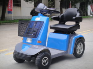800W Electric Mobility Scooter 414L pictures & photos