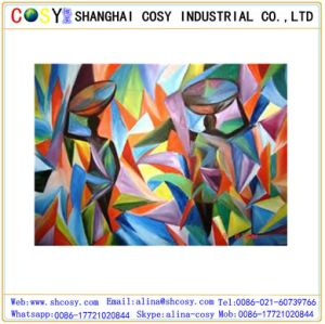 Economic Polyester Cotton Blended Inkjet Canvas pictures & photos