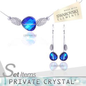 Fashionable Jewelry Made with Swarovski Elements (120030)