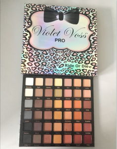 Newest Eye Shadow Makeup Violet Voss PRO 42 Colors Eyeshadow Palette pictures & photos