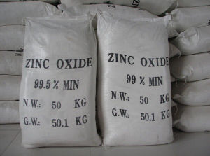Zinc Oxide ZnO 99% 99.5 99.7 pictures & photos
