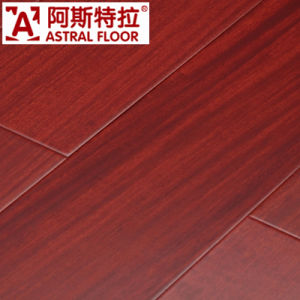 Engineered Flooring with Eucalyptus Wood Core Red Cabreuva (AX507) pictures & photos