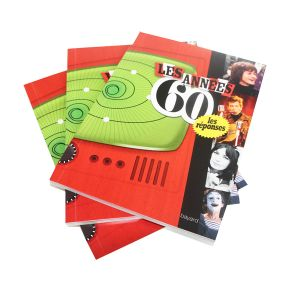 Custom Softcover Book Printing pictures & photos