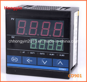 CD901 Digital Intelligent K Type Thermocouple Temperature Controller pictures & photos