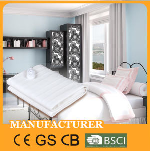 Detachable Polyester Single Electric Mattress pictures & photos