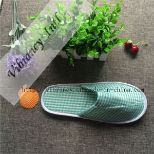Cheap Wholesale Custom Disposable Indoor Bathroom SPA Slipper EVA Hotel Slippers pictures & photos