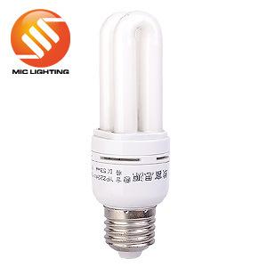 Hot Sale 2u E27 Dia. 9mm 3W, 5W, 7W, 9W, 11W, 13W Compact Lighting