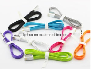 Portable Magnet Charge Cable for iPhone 4 pictures & photos
