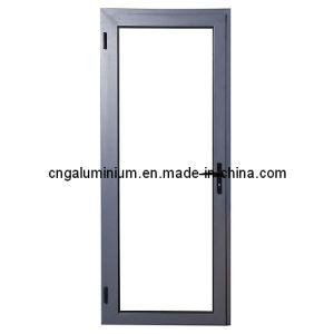Aluminum Casement Door (KPM49) pictures & photos