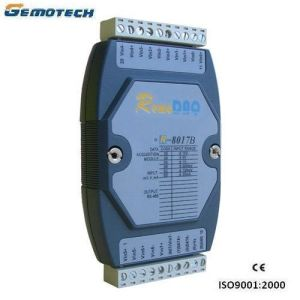 (R-8017B) 8-CH RS-485 Analog Input Module, Support Modbus Protocol and Channel Independent Configuration pictures & photos