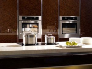 Modern High Glossy Lacquer Kitchen Cabinet Manufacturer (zz-067) pictures & photos