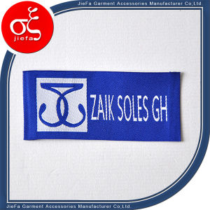 High Density Soft Woven Label for Clothing Label pictures & photos