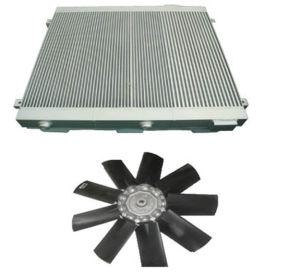Fusheng Air Compressor Parts Fan Parts Air Cooler pictures & photos