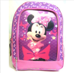 2014 Mickey Kids School Bags pictures & photos