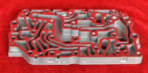 Aluminum Die Casting of Valve Body Parts