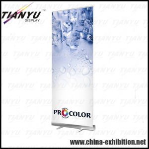 Outdoor Aluminium Banner Stand Roll up pictures & photos