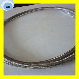 Temperature Chemical Resistant PTFE Material Braided with Stainless Steel SAE 100 R14 Teflong Hose pictures & photos