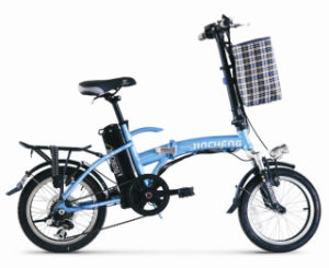 Jincheng Electric Bike Model Jc-16f02 pictures & photos