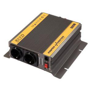 800W DC12V/24V AC220V/110 Modified Sine Wave Power Inverter (TUV) pictures & photos