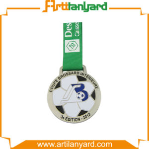 Customer Design Stamping Silver Medal pictures & photos