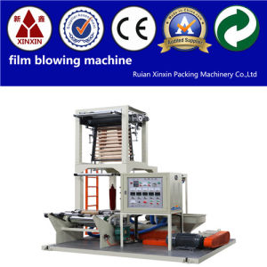 Recycling or New Grade Granuls Film Blowing Machine pictures & photos