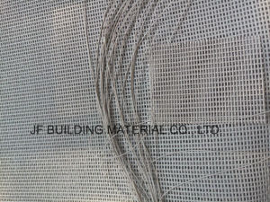 350g Polyester with PVC Coated Pet Screen Netting pictures & photos