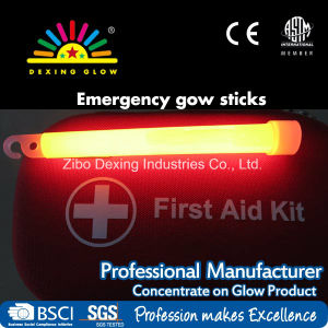 First Aid Light Sticks, Glow Sticks for Red Cross pictures & photos