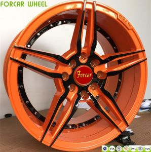 Casting Forged Car Alloy Wheel Rim 15*7inch pictures & photos