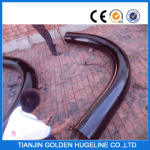 ASTM A234 Wpb Carbon Steel 3D Smls Bend Pipe pictures & photos